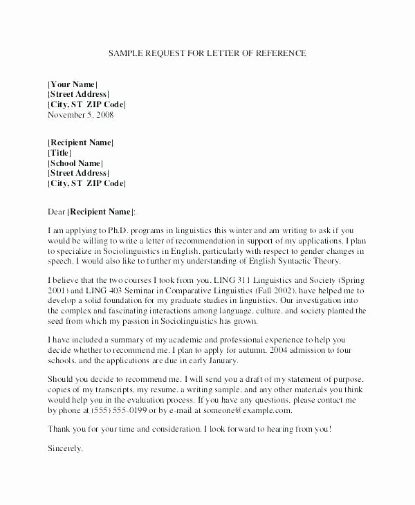 Letter Of Recommendation Amcas Beautiful Letter Re Mendation Example