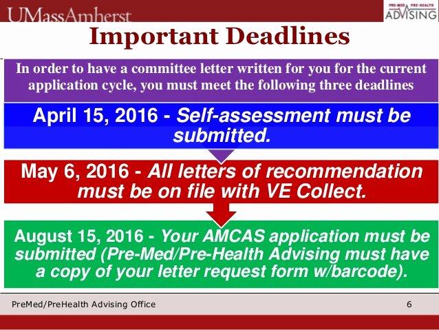 Letter Of Recommendation Amcas Elegant Applying to Medical School