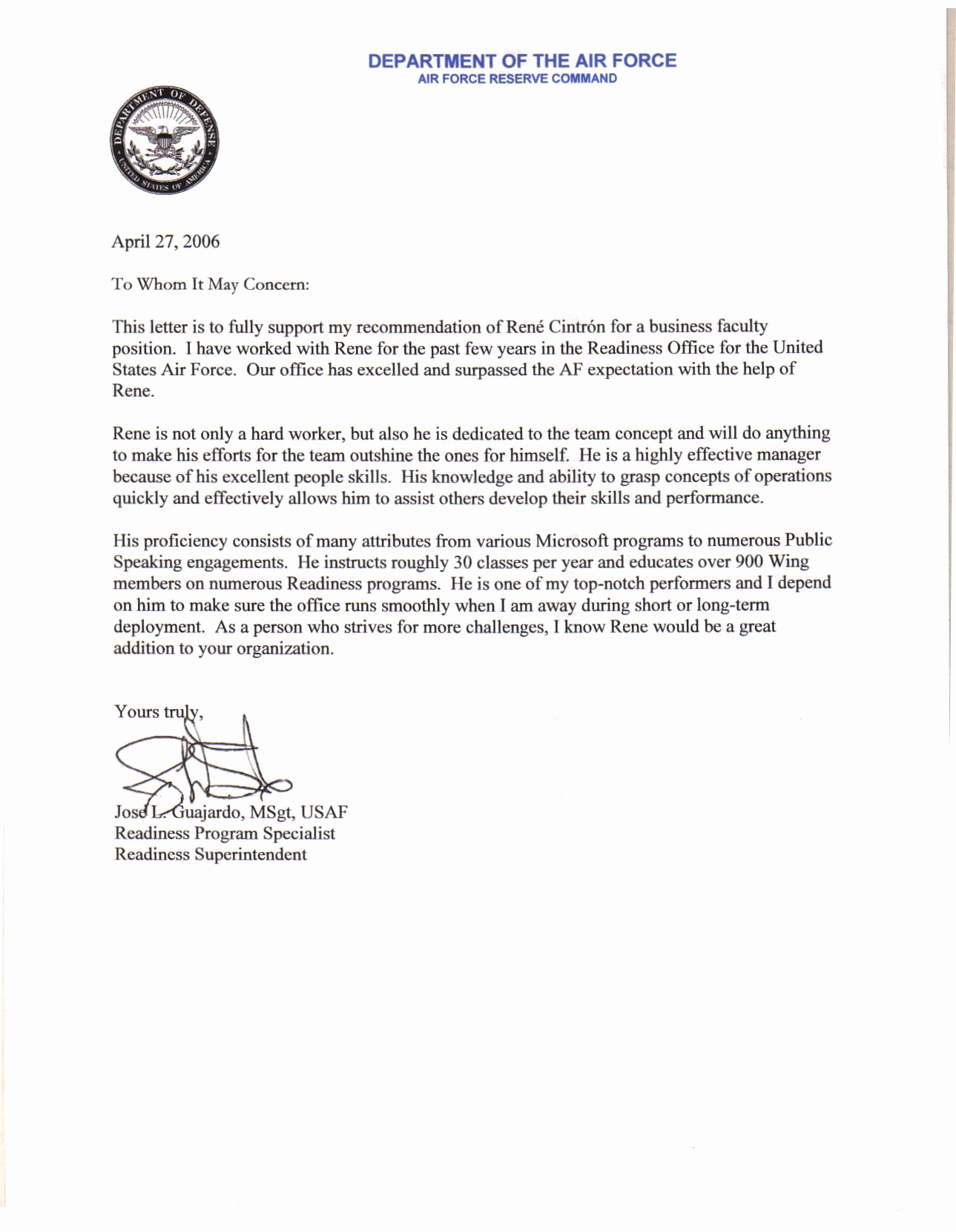 Letter Of Recommendation Army Luxury Air force Letter Re Mendation Hashtag Bg