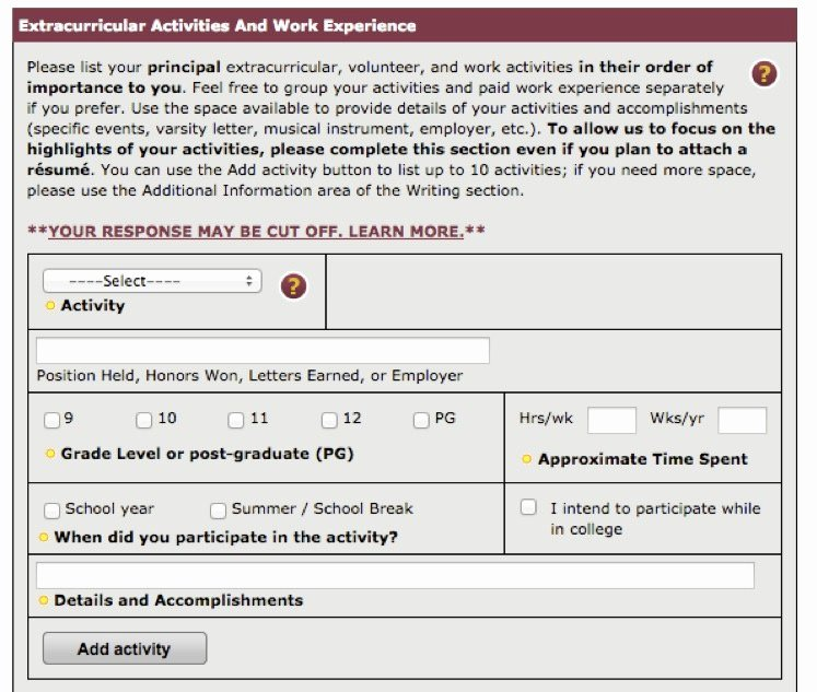 Letter Of Recommendation Common App Best Of 10 Mistakes International Applicants Make when Applying to
