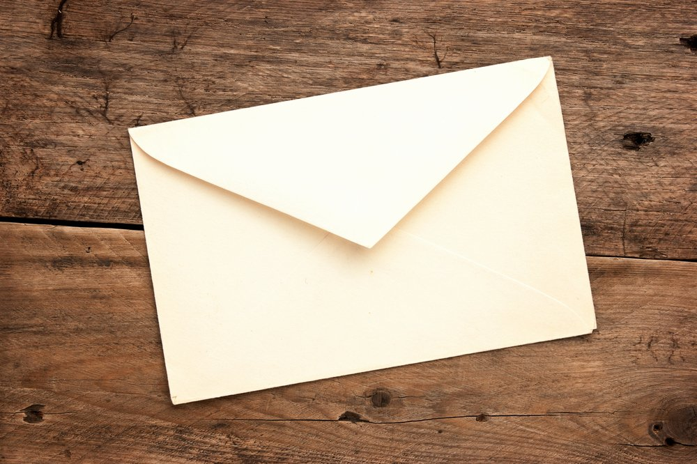 Letter Of Recommendation Envelope Lovely Constructing the Perfect Thank You Letter after Your