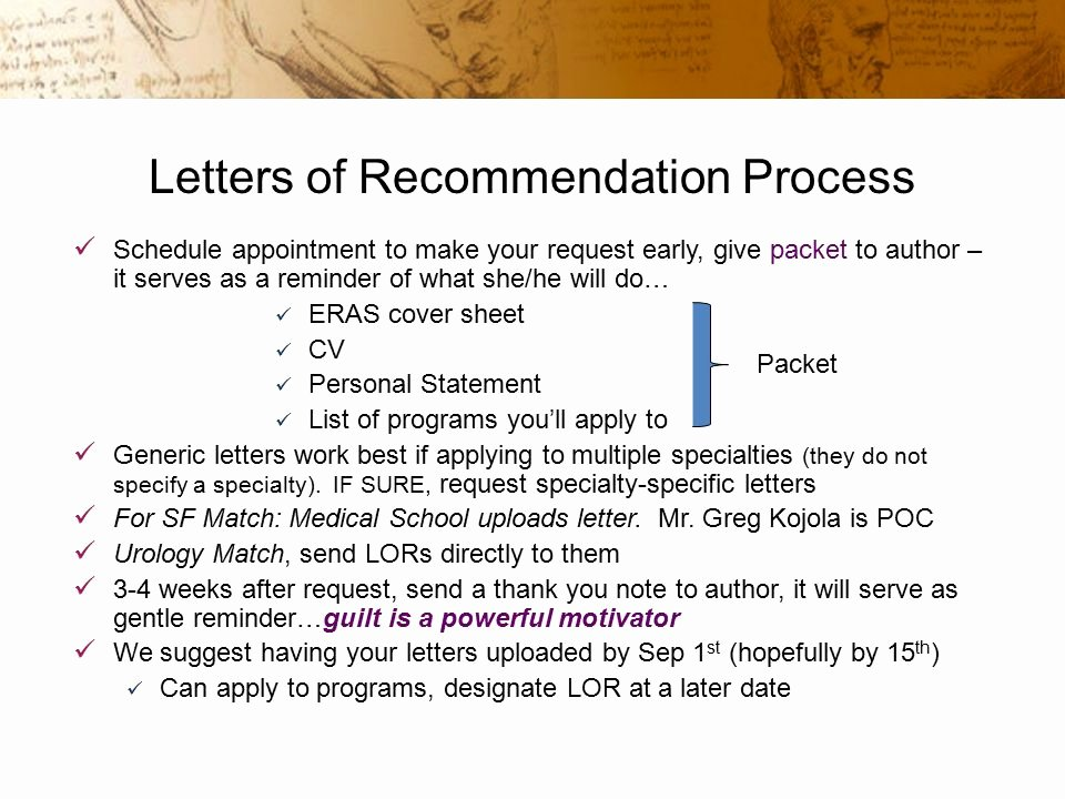 Letter Of Recommendation Eras Awesome Can You Change Your Personal Statement On Eras