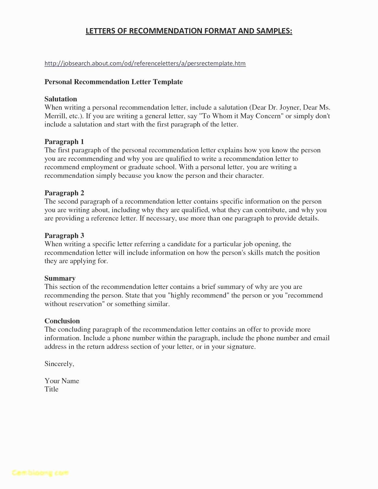 Letter Of Recommendation Etiquette Fresh Valid Letter Writing Etiquette sincerely
