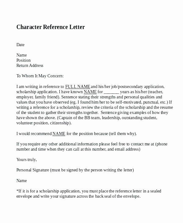 Letter Of Recommendation for Adoption Unique Sample Adoption Reference Letter Sample Adoption Reference