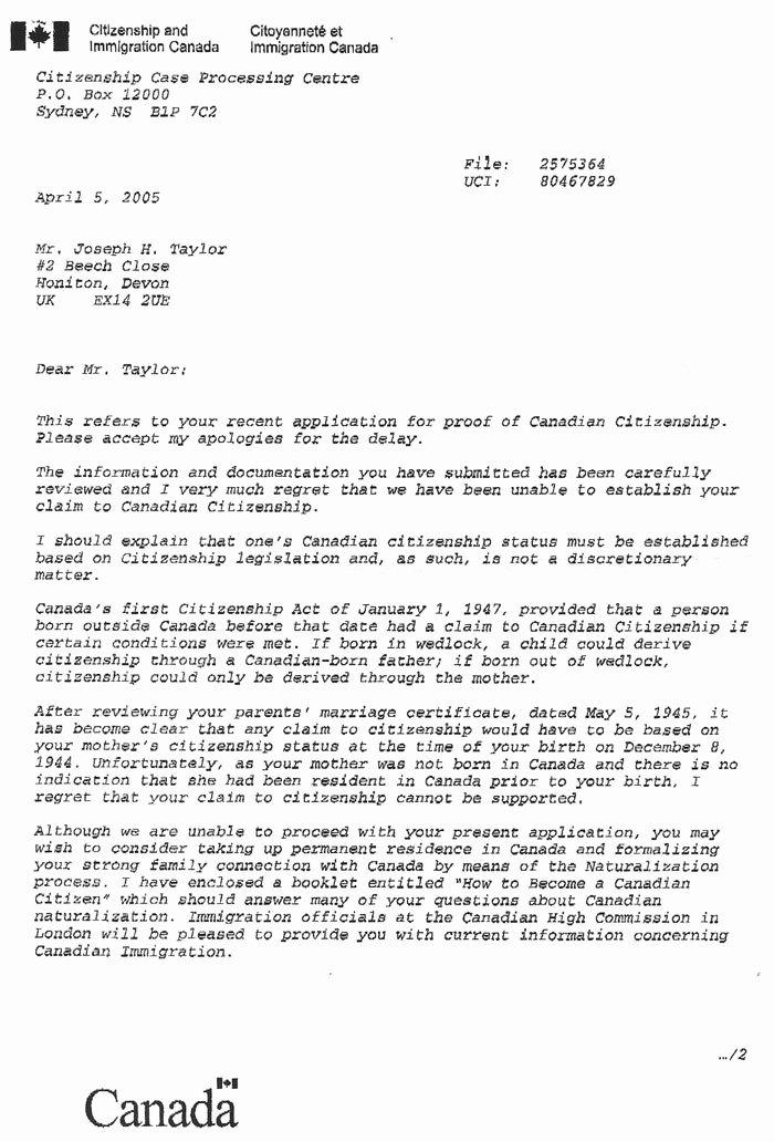 Letter Of Recommendation for Citizenship Elegant Sample Character Reference Letter for Citizenship 40