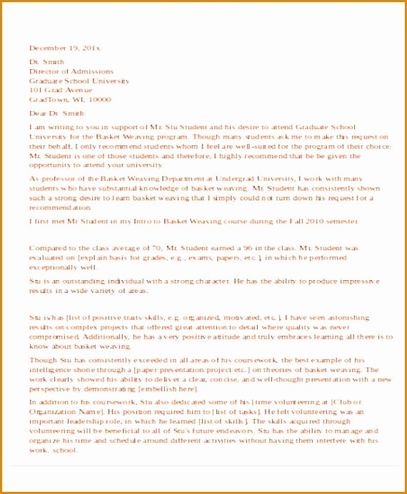 Letter Of Recommendation for Citizenship Luxury 9 Letter for Citizenship Re Mendation Besttemplates