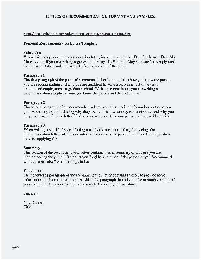 Letter Of Recommendation for Cna New Reference Letter for A Home Health Aide