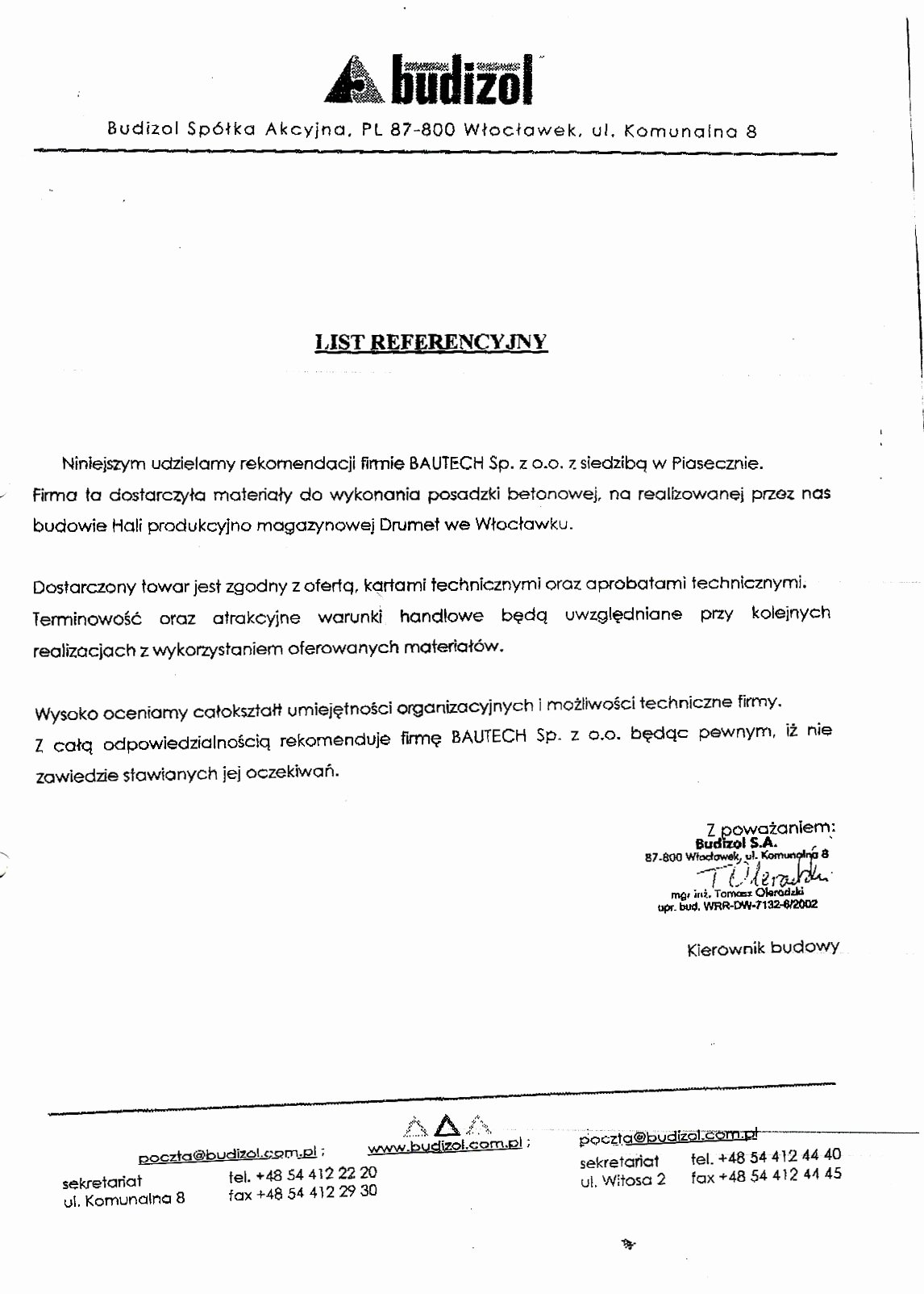 Letter Of Recommendation for Contractor Lovely Contractor Re Mendation Letter Parlo Buenacocina