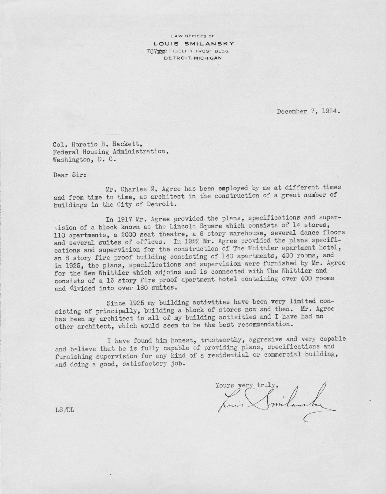 Letter Of Recommendation for Housing Inspirational Letter Of Re Mendation to the Federal Housing
