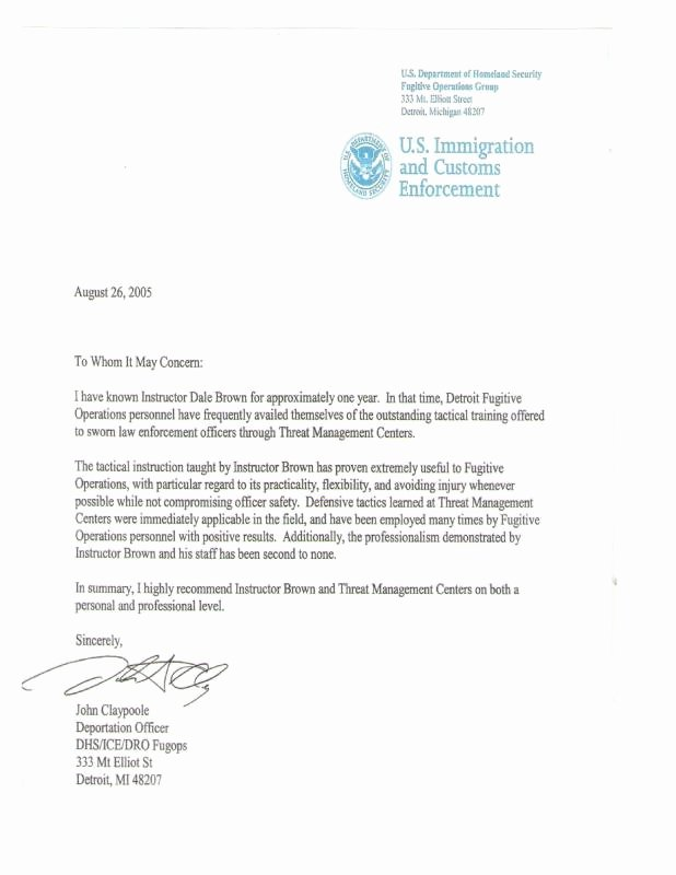 Letter Of Recommendation for Immigration Awesome Letter Re Mendation for Immigration