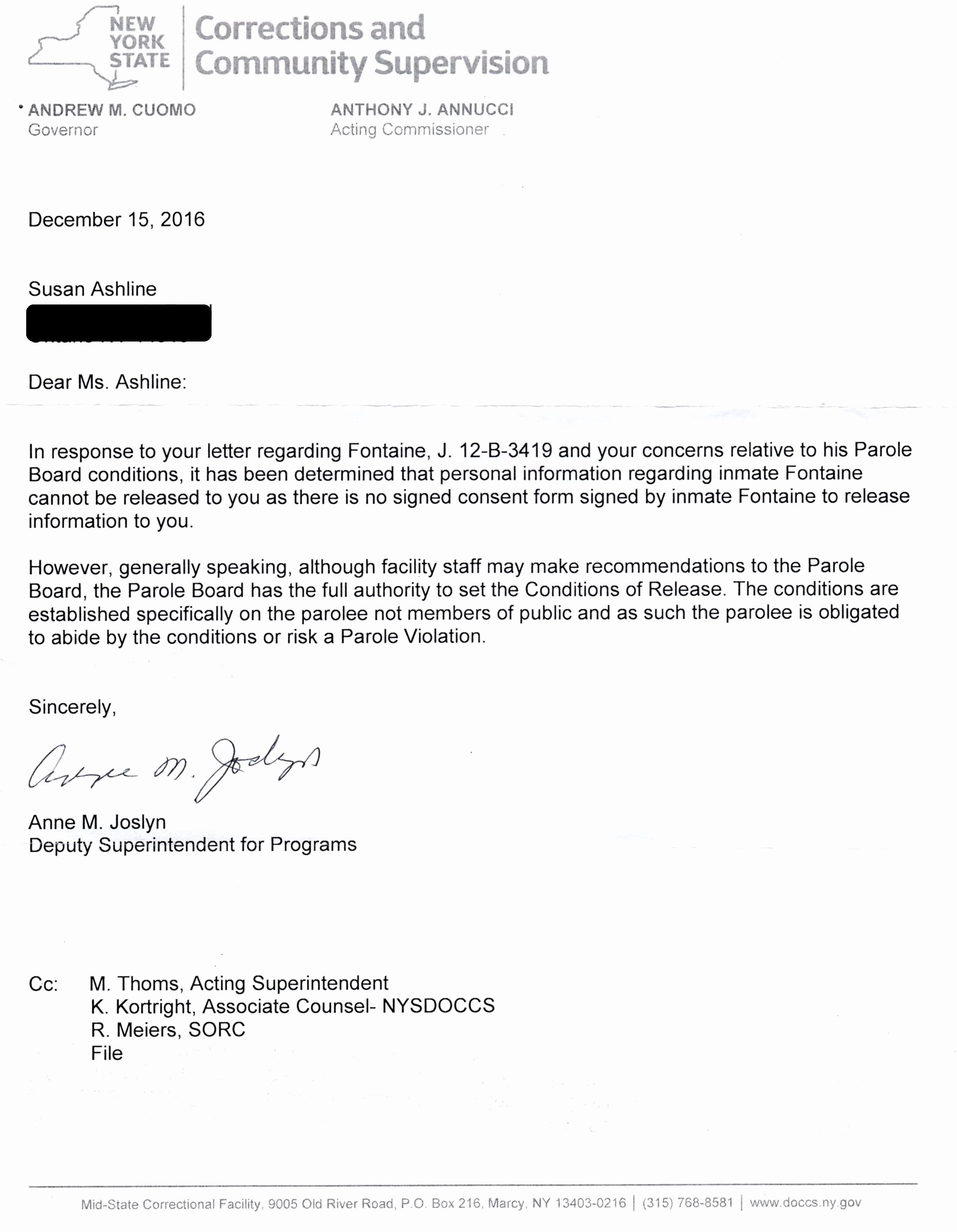 Letter Of Recommendation for Parole Best Of Sample Letter for Parole Board Cover Letter Samples