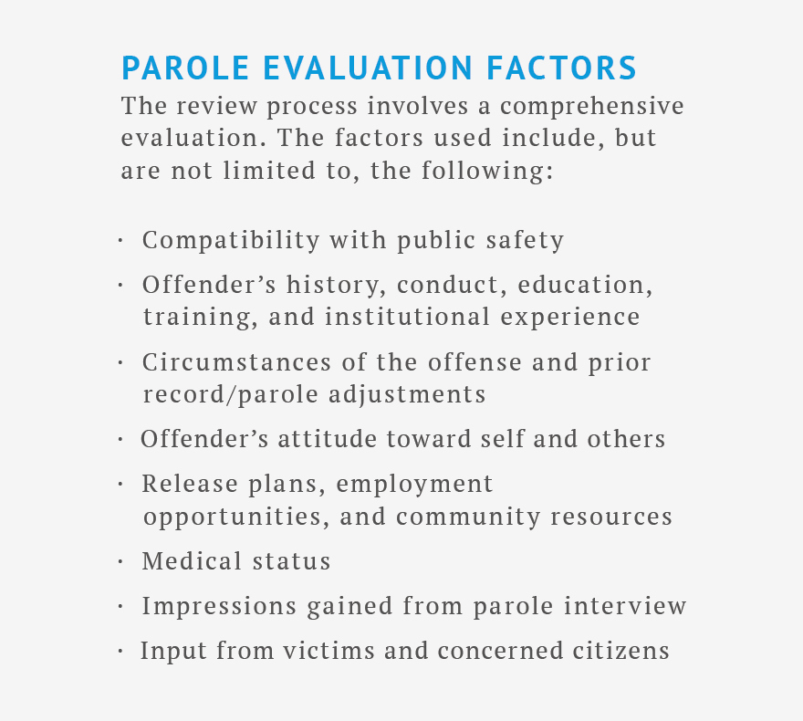 Letter Of Recommendation for Parole Inspirational About the Virginia Parole Board