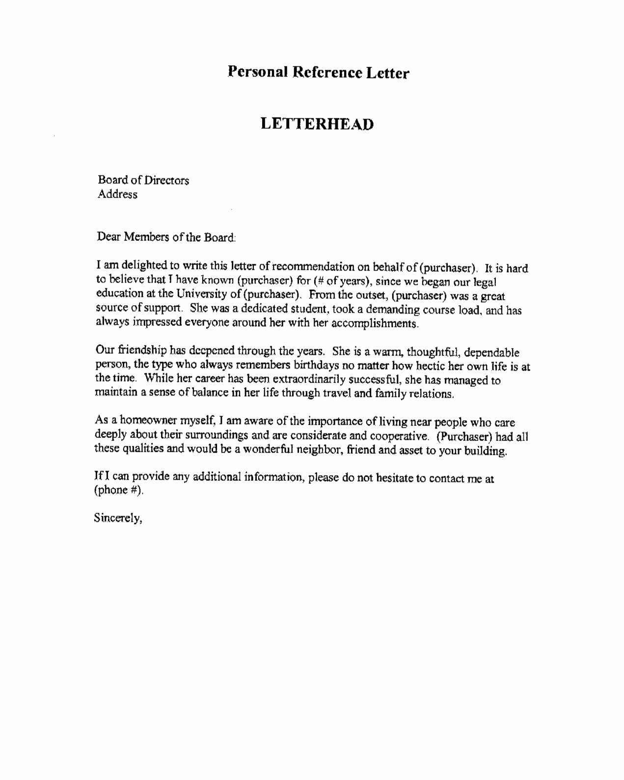 Letter Of Recommendation for Professorship Unique Professional Re Mendation Letter This is An Example Of