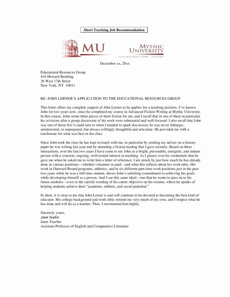 Letter Of Recommendation for Promotion Lovely 9 Employee Promotion Letters Free Word Pdf Excel