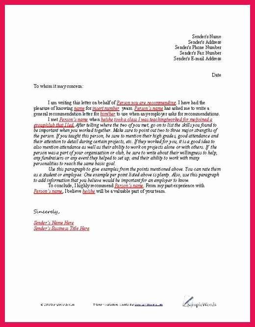 Letter Of Recommendation for sorority Beautiful sorority Re Mendation Letter