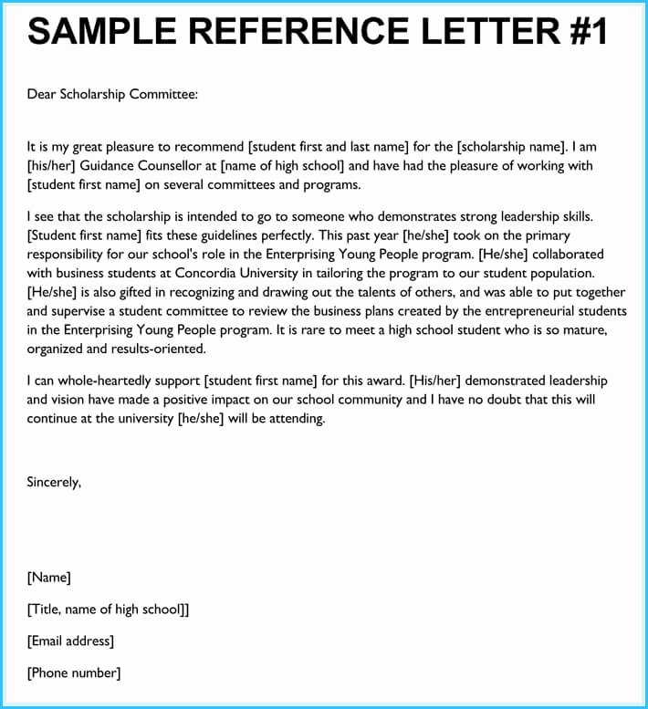 Letter Of Recommendation for Volunteers Luxury Volunteer Reference Letter 7 Best Sample Letters and