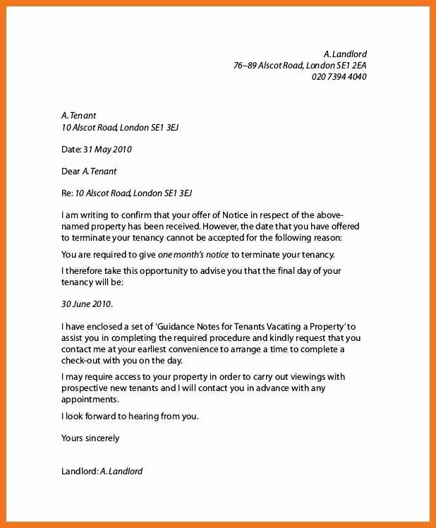 Letter Of Recommendation From Landlord Beautiful 8 9 Tenant Reference Letter Sample