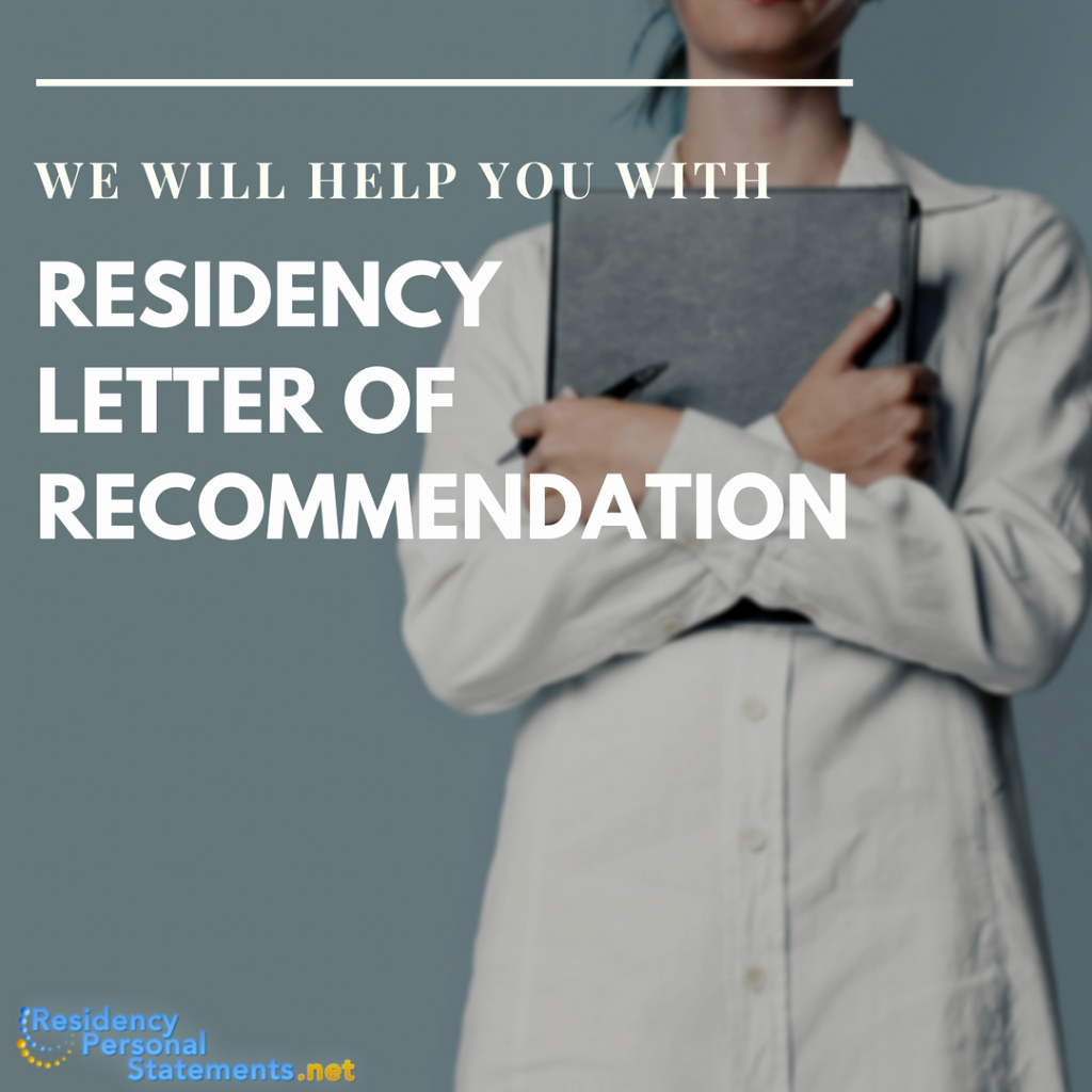 Letter Of Recommendation Medical Residency Fresh Letter Of Re Mendation for Medical Residency