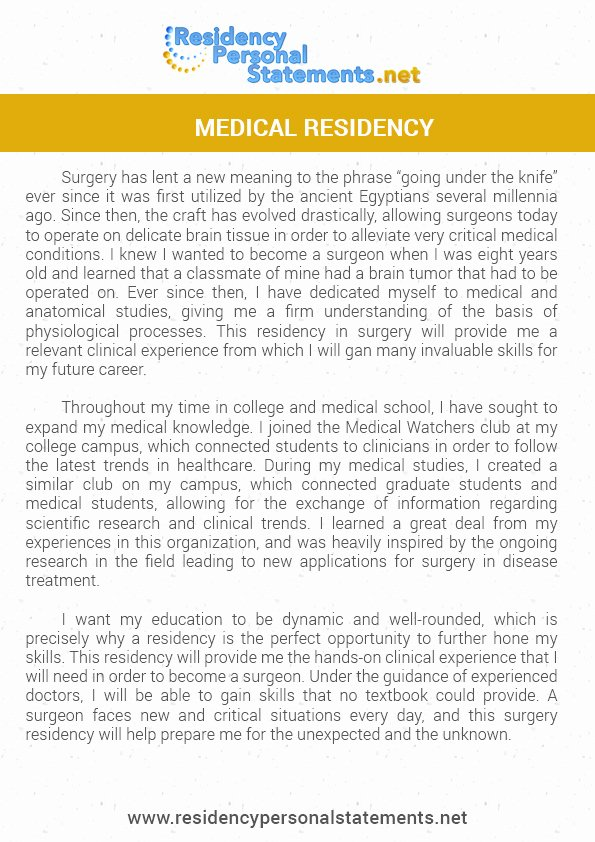 Letter Of Recommendation Medical Residency New Sample Letter Of Re Mendation for Residency