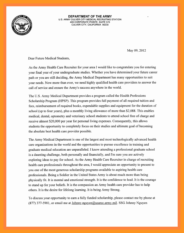 Letter Of Recommendation Medical School Fresh Re Mendation Letter Medical School