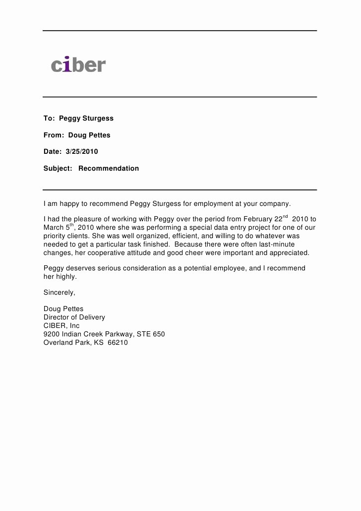 Letter Of Recommendation Meme Awesome Re Mendation Memo Peggy Sturgess[1]