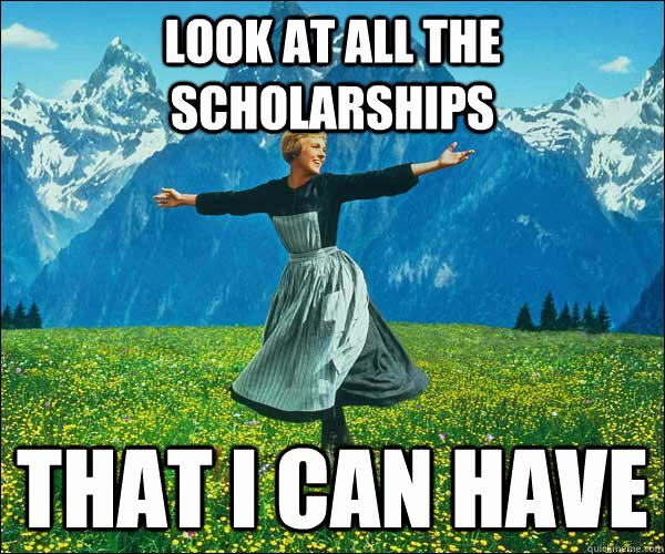 Letter Of Recommendation Meme Inspirational Scholarship Roll Out 7 – College Possible