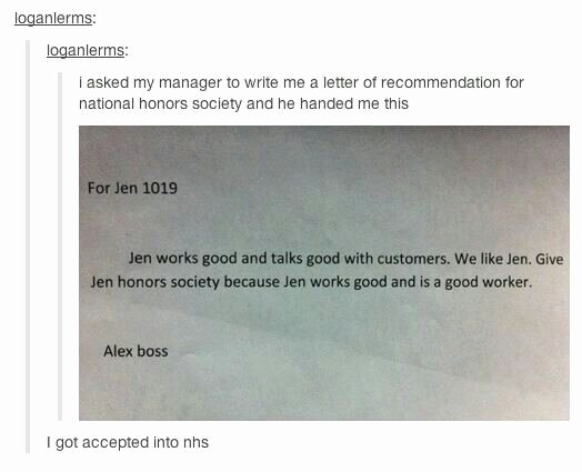 Letter Of Recommendation Meme New that Would Be Me Hahaha Clean Funny Tumblr Text Post