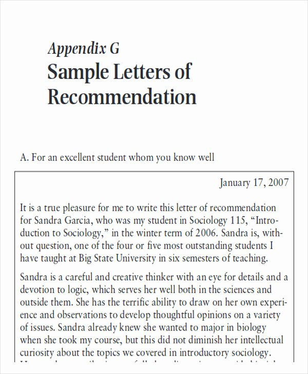 Letter Of Recommendation Pa School Unique 9 Sample Physician Letter Of Re Mendation Word Pdf