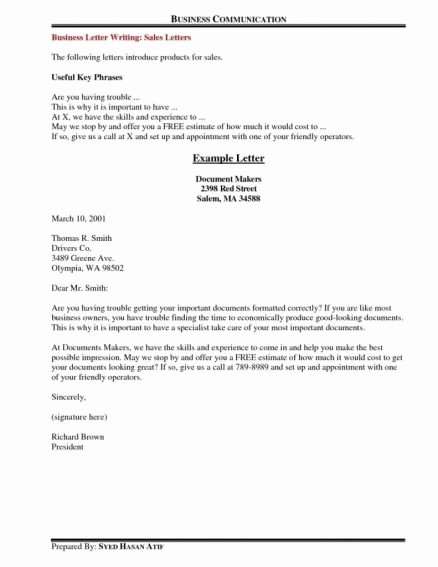 Letter Of Recommendation Phrases Inspirational Closing Sentence In A Letter Examples Phrases English