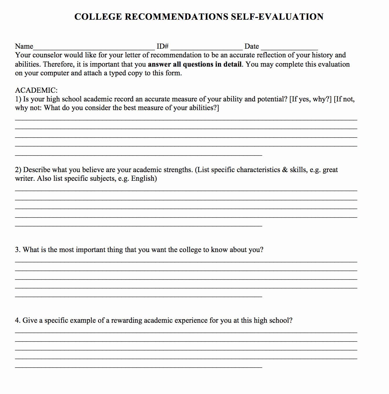 Letter Of Recommendation Questions Elegant How Teachers Upload Letters Of Re Mendation to Naviance