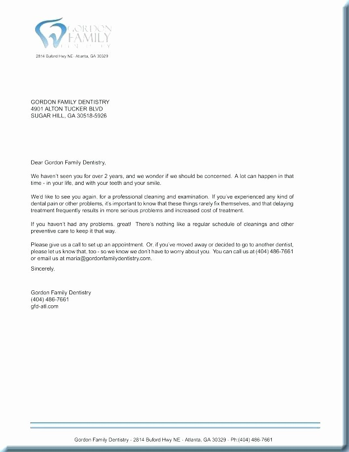 Letter Of Recommendation Reminder Awesome Best S Appointment Confirmation Email Template