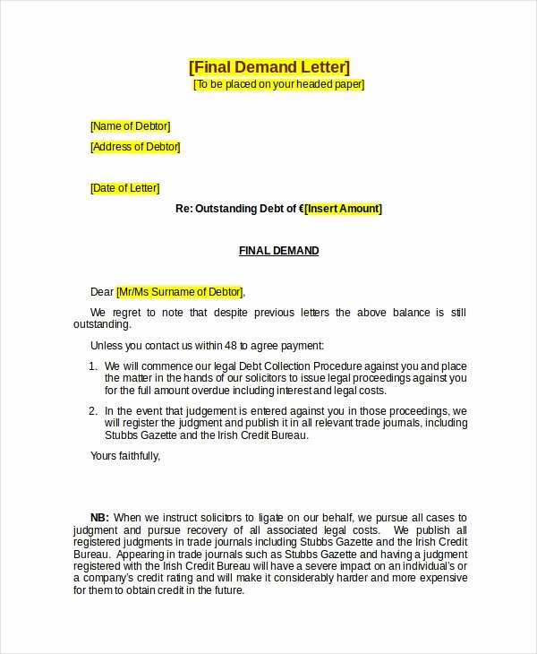 Letter Of Recommendation Reminder Luxury 15 Payment Reminder Letter Templates Pdf Google Docs
