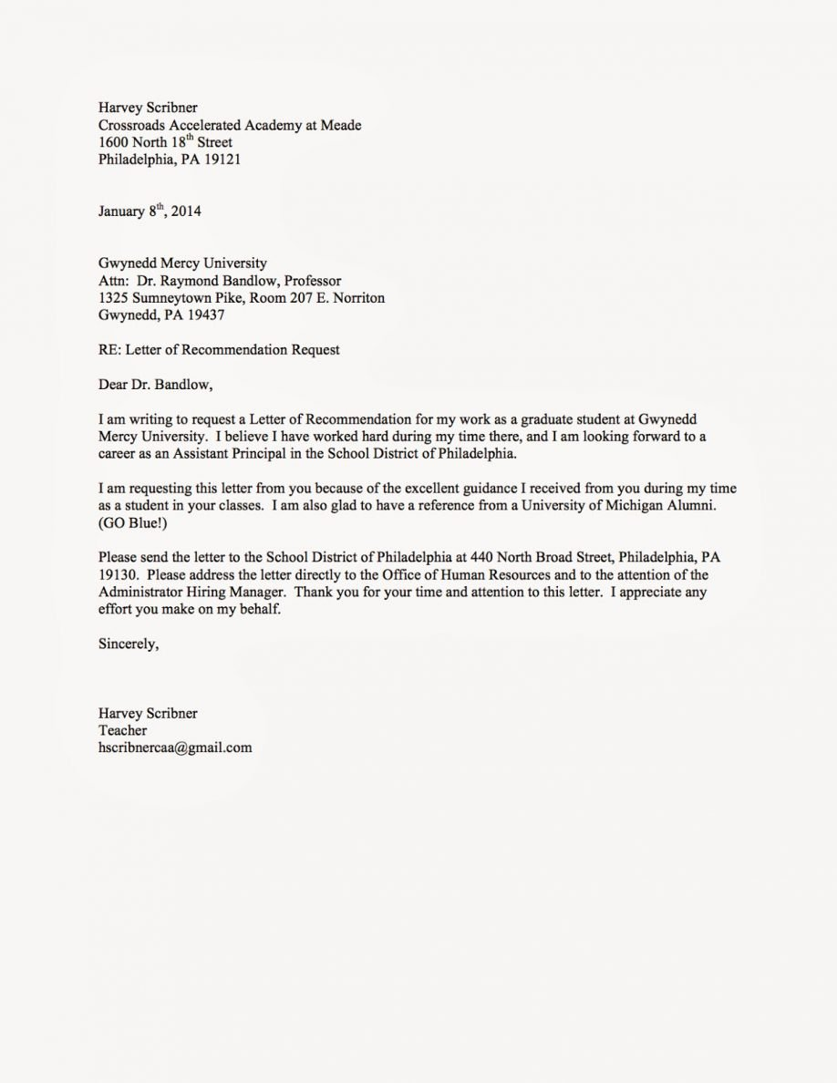 Letter Of Recommendation Request Samples Unique Letter Re Mendation Request Examples Template for