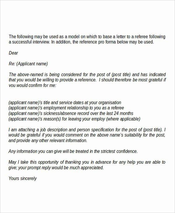 Letter Of Recommendation Request Template Unique 18 Request Letter Templates Pdf Doc