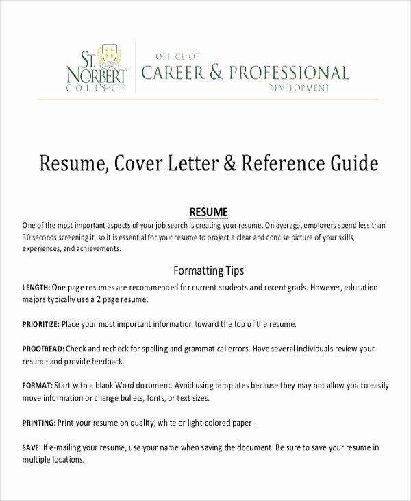 Letter Of Recommendation Resume Best Of 7 Sample sorority Re Mendation Letters Pdf Doc