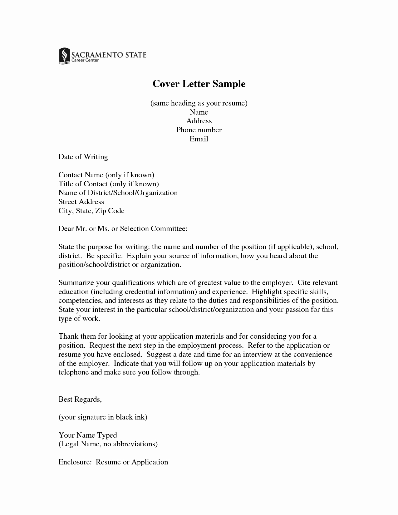 Letter Of Recommendation Signature Fresh Same Cover Letters for Resume
