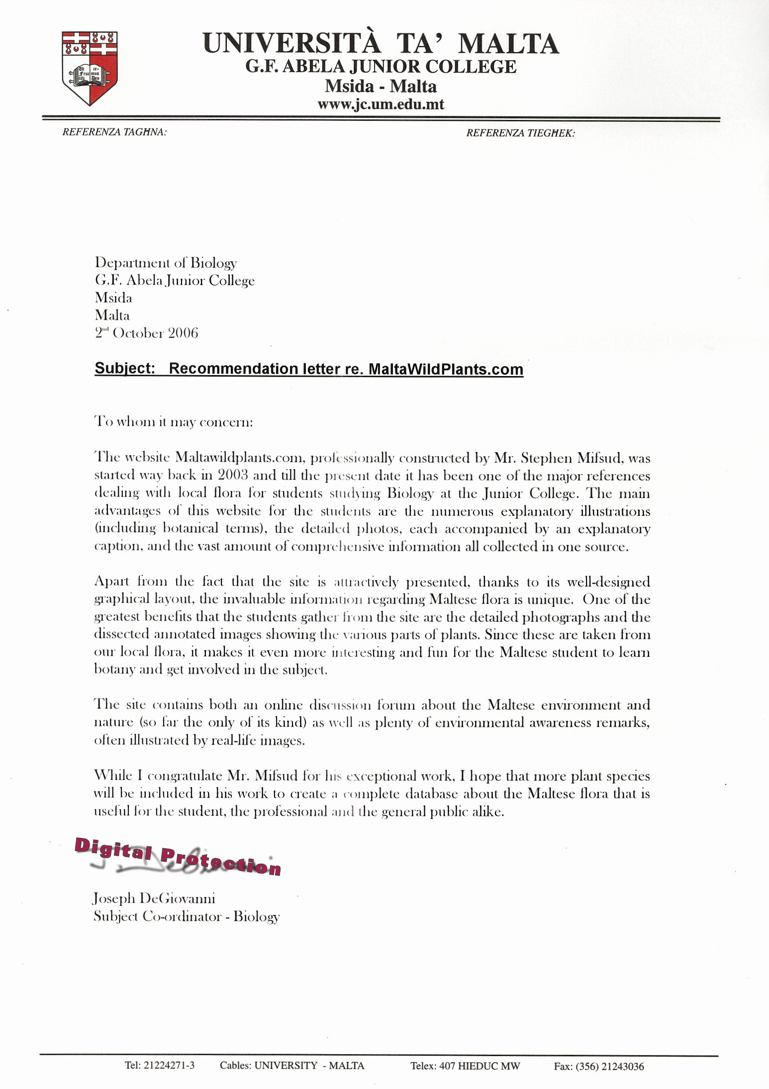 Letter Of Reference Vs Recommendation Best Of College Re Mendation Letter for Admission