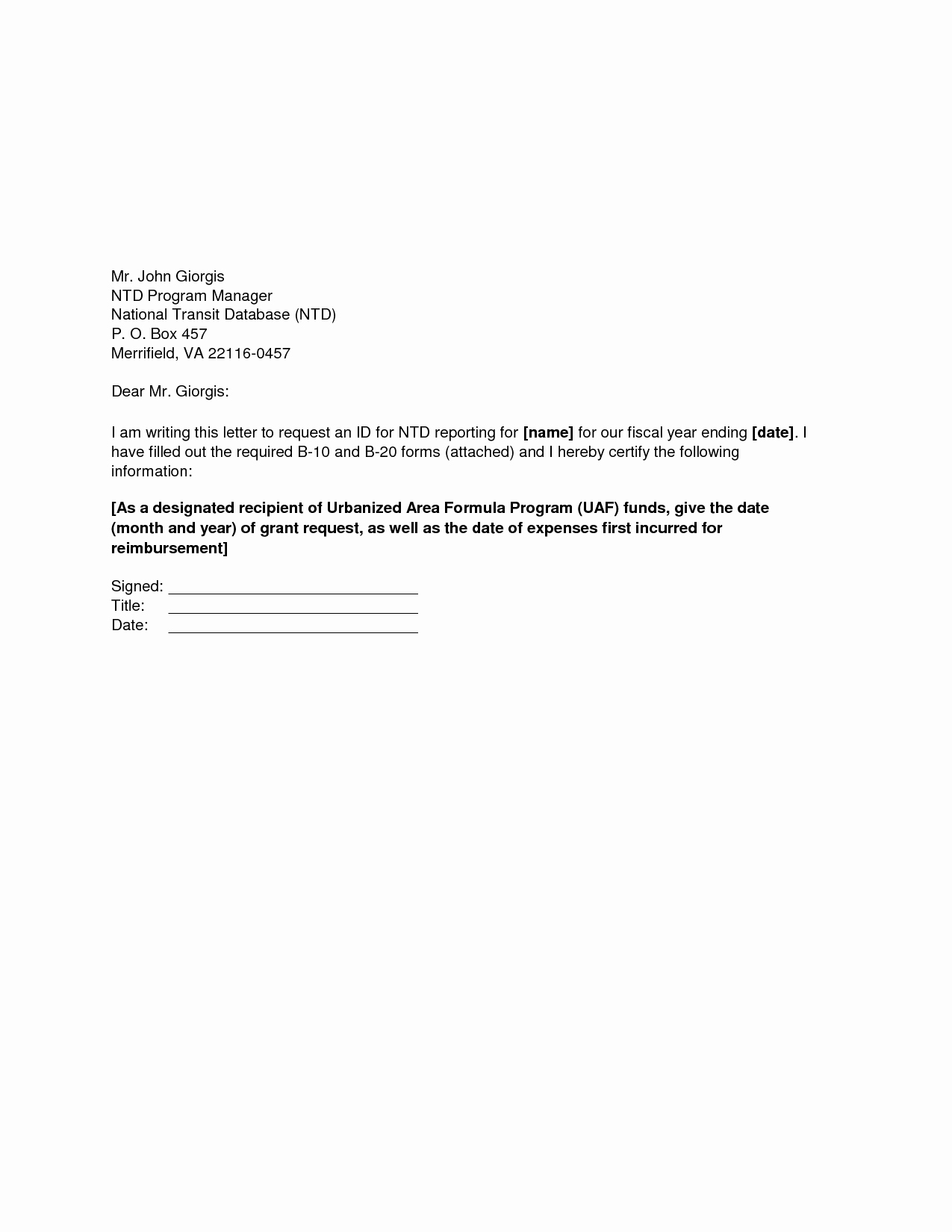 Letter Of Request format Awesome Request Letter format Template Sample