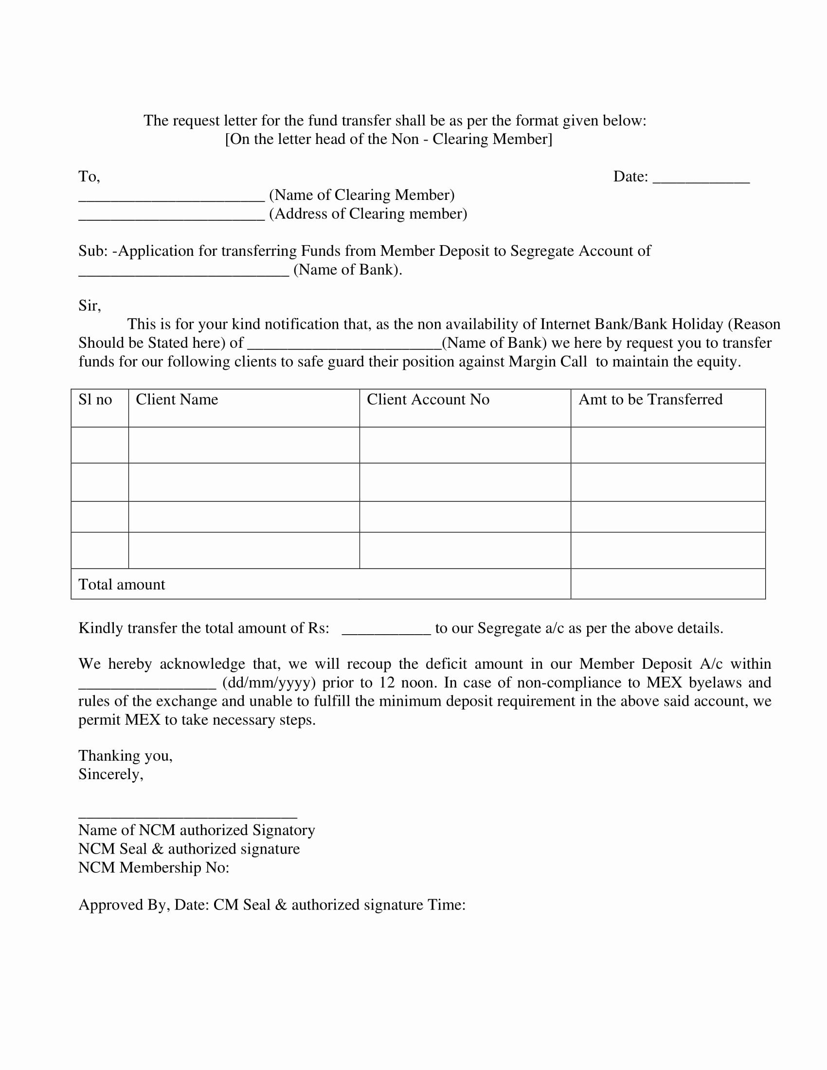 Letter Of Request format Beautiful 9 Transfer Request Letter Examples Pdf Doc