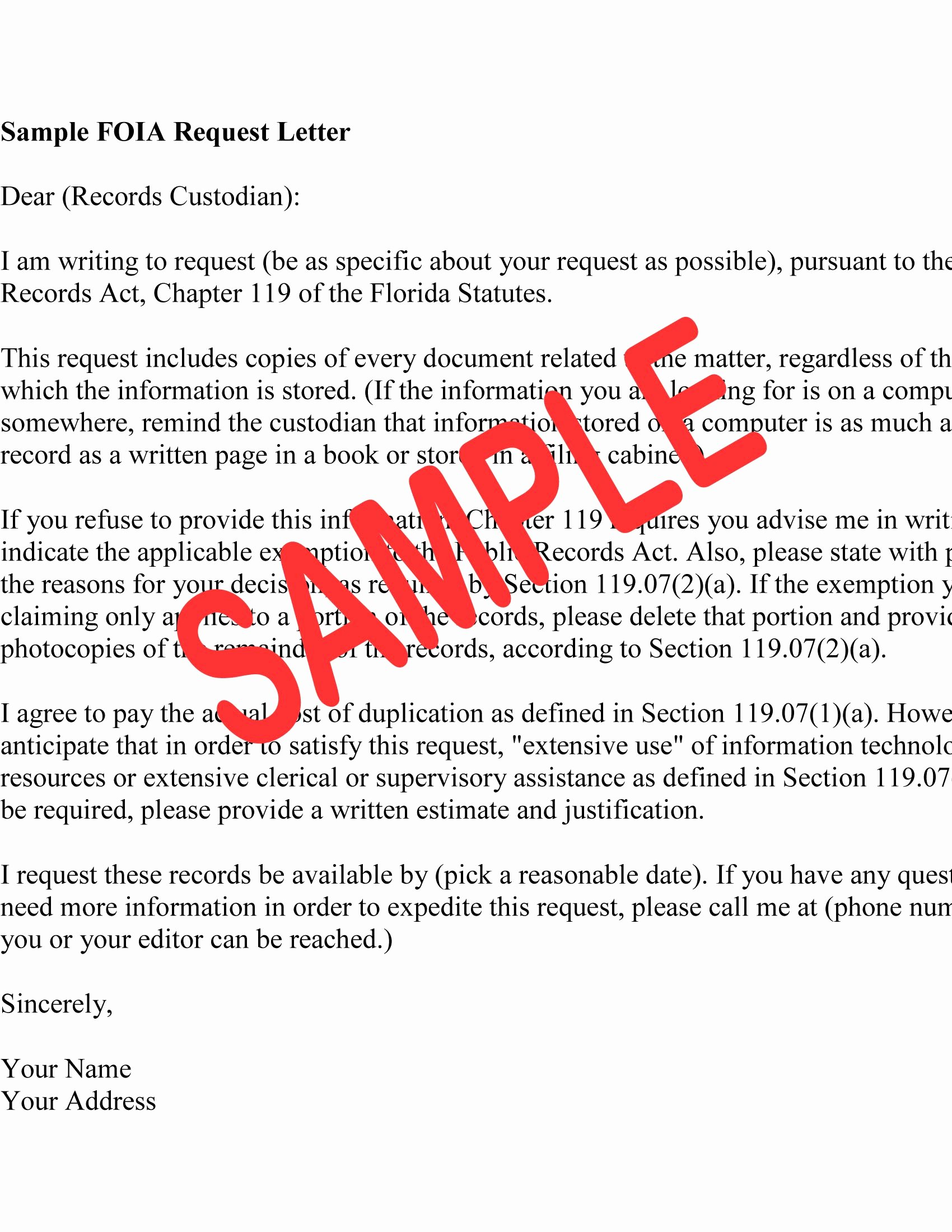 Letter Of Request format Beautiful formal Letter Request
