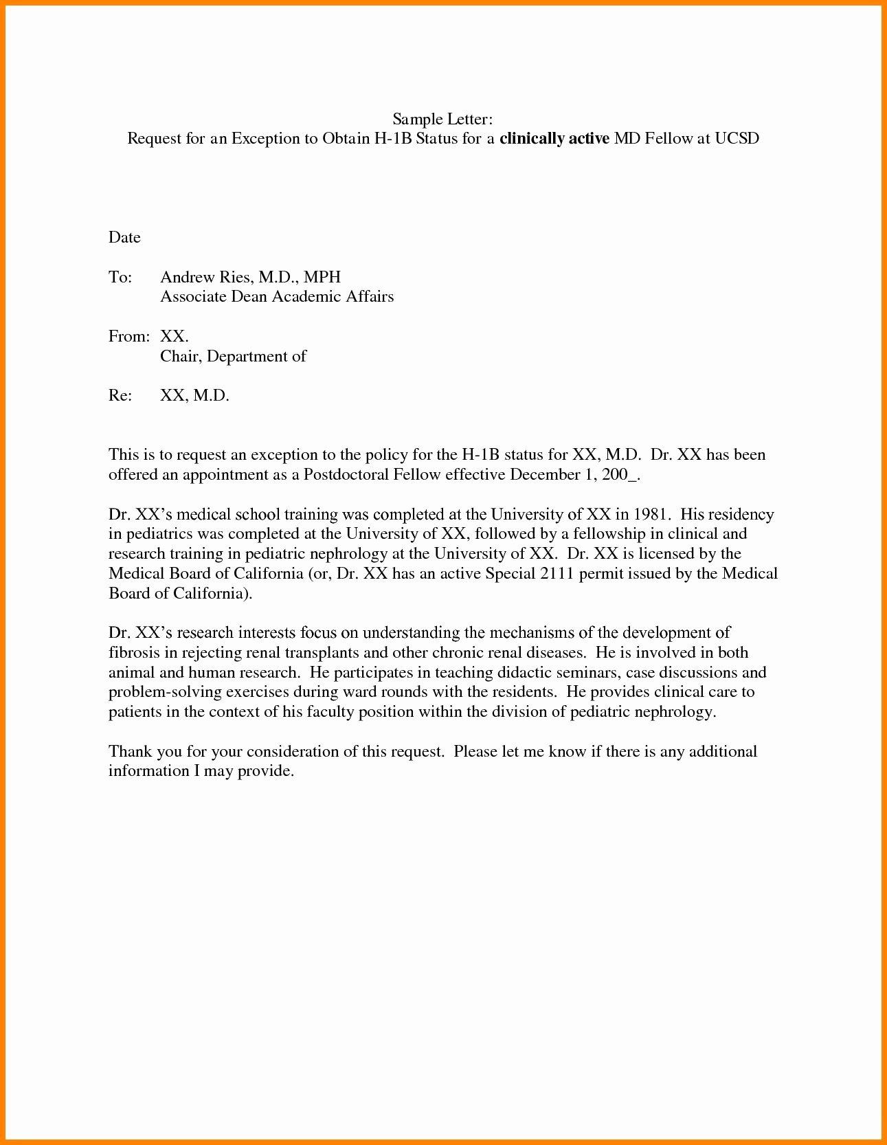 Letter Of Request format Elegant Request for Training Letter
