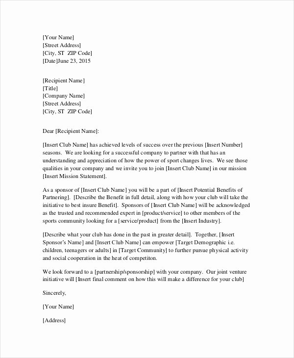Letter Of Request format New 8 Request Letter format Templates Pdf