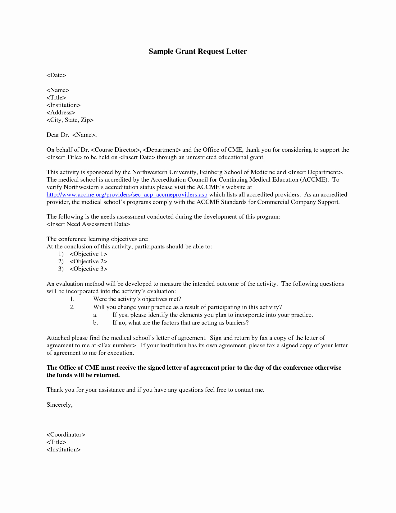Letter Of Request format New Grant Request Letter Write A Grant Request Letter