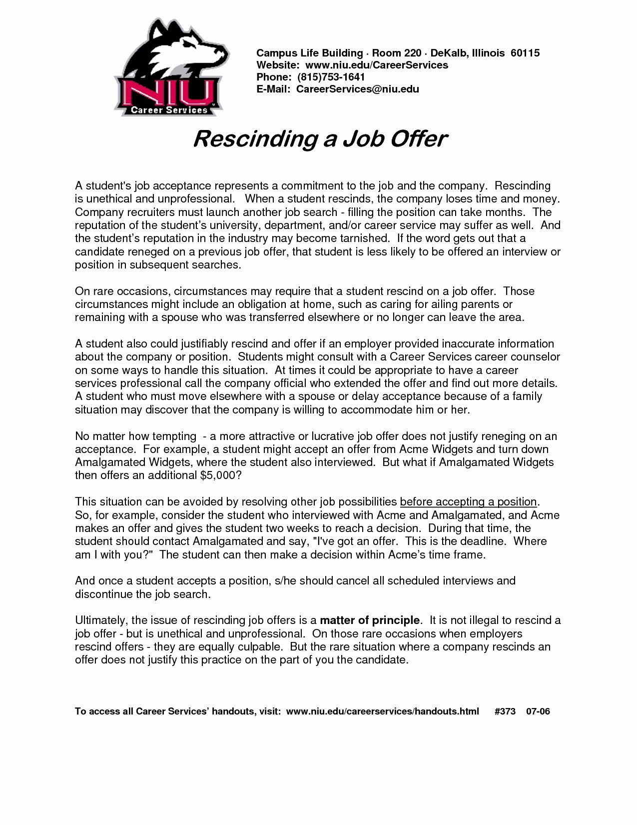 Letter Of Rescission Template Unique Rescind Offer Letter Pelosleclaire