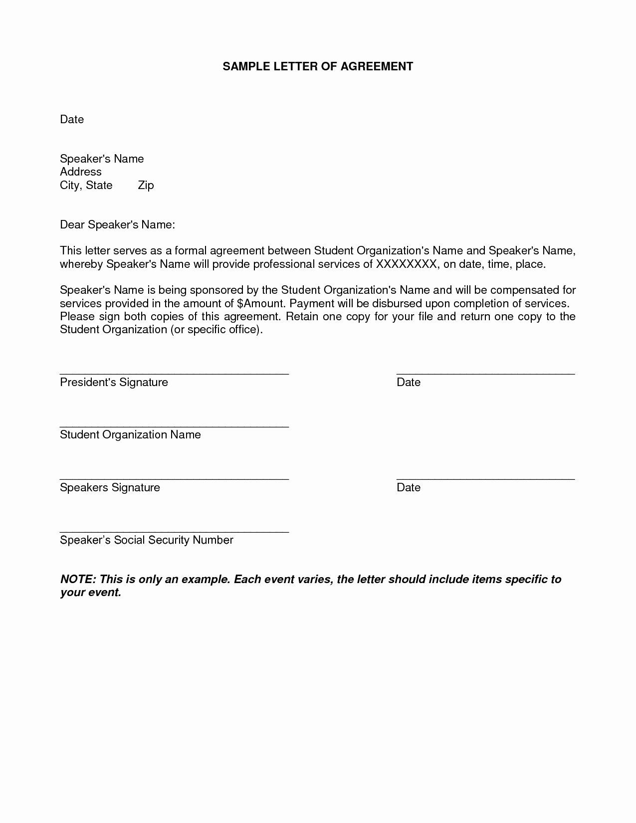 Letter Of Rescission Template Unique Timeshare Rescission Letter Template Samples