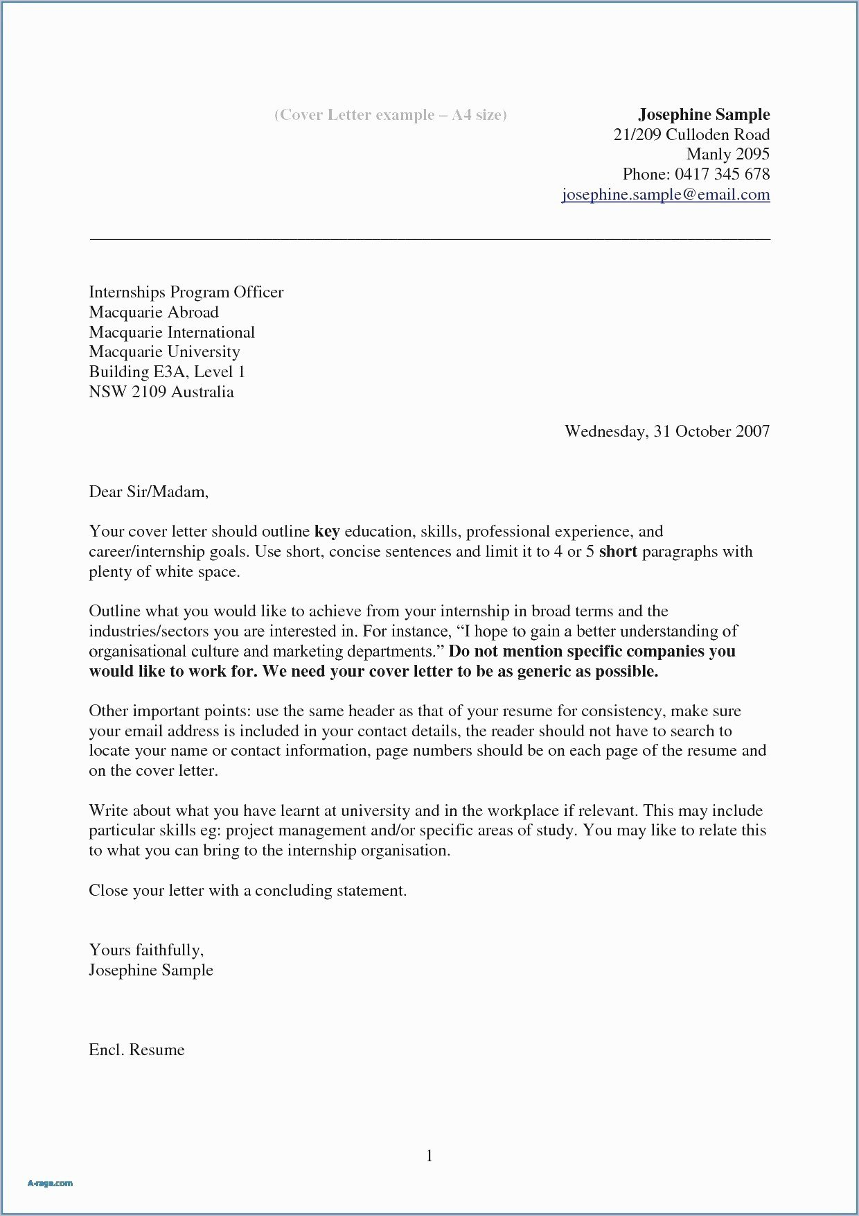 free microsoft word cover letter template 2007