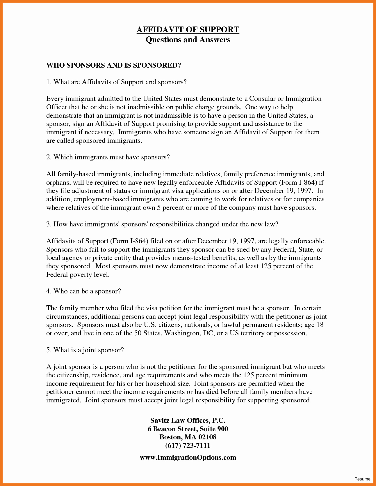 Letter Of Support format Elegant 1 2 Support Letter for Immigration