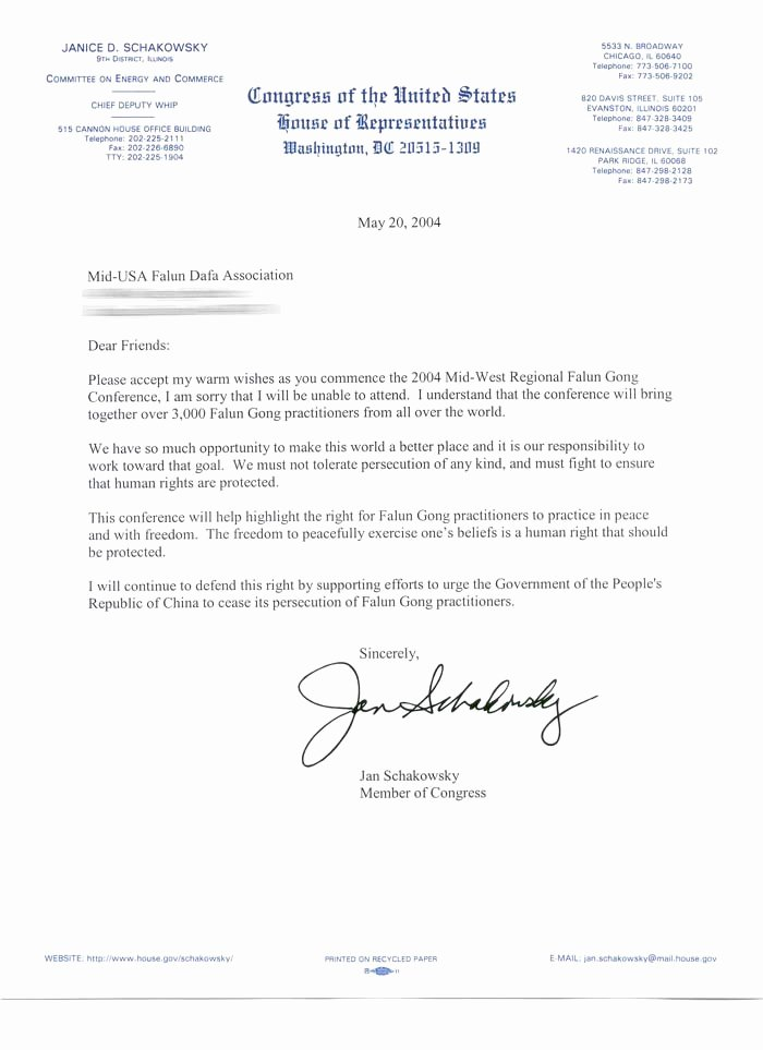 Letter to Congress format New How to Write A Letter to A Congressman