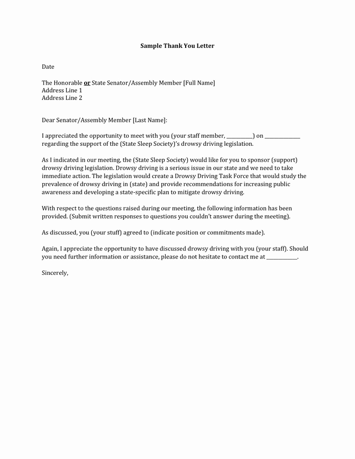 Letter to Congressman format Fresh How to Write A Letter to A Senator Sample Alta Sample