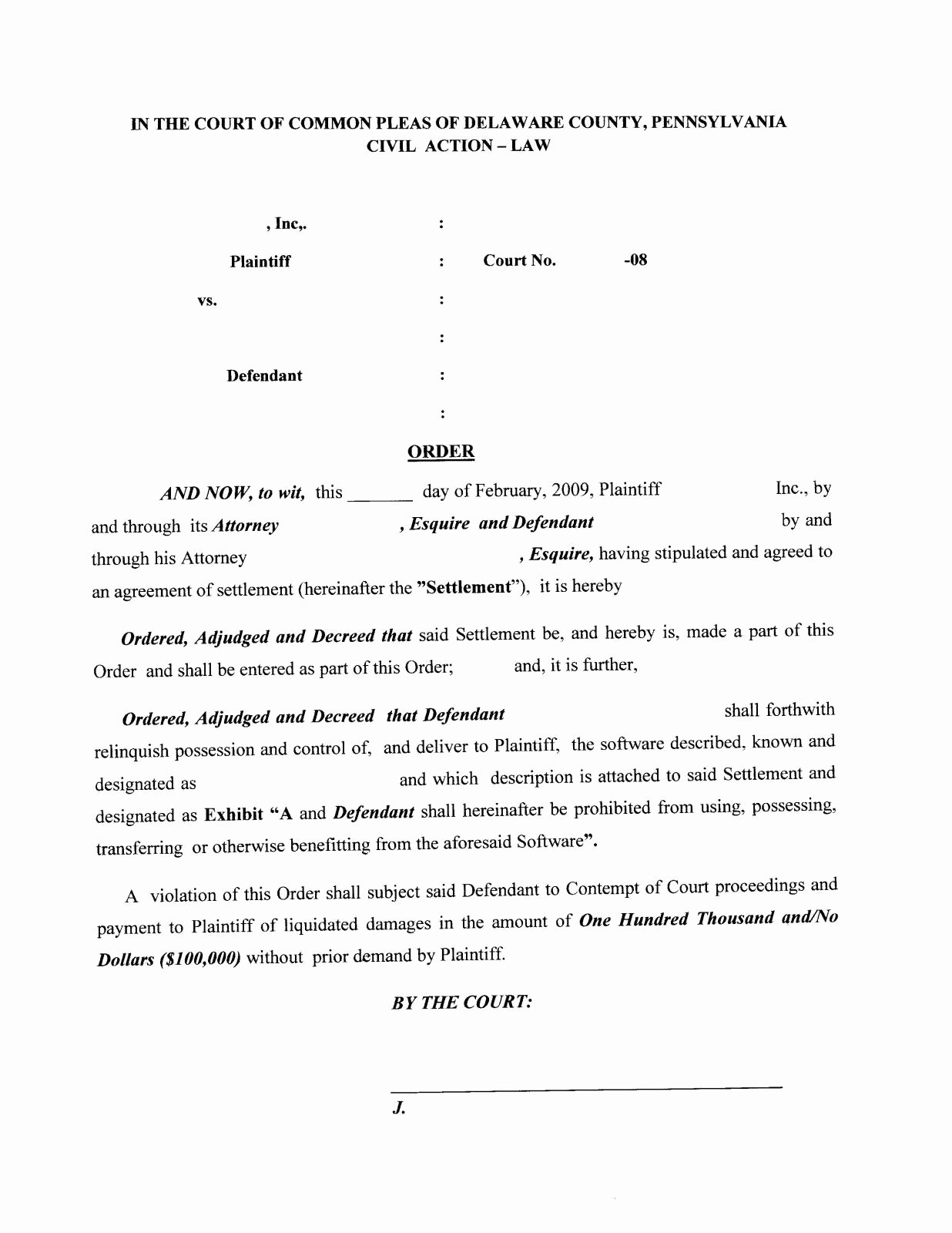"""Letter to Court format Unique I Need A """"court order Letter"""" Sample It Can Be From Any"""